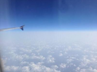 太陽光発電普及の空の旅