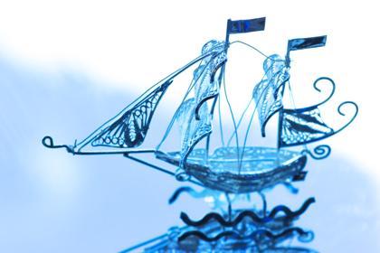 船の模型th_