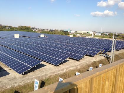 太陽光発電所訪ねて三千里。地球にも自分の懐にも優しい生き方を開拓する新エネルギーマニアの諸国漫遊記-やっぱり上から見ないと